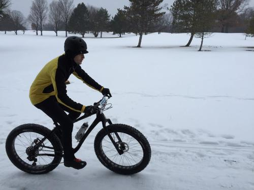 Fat Tire Biking in Grand Rapids