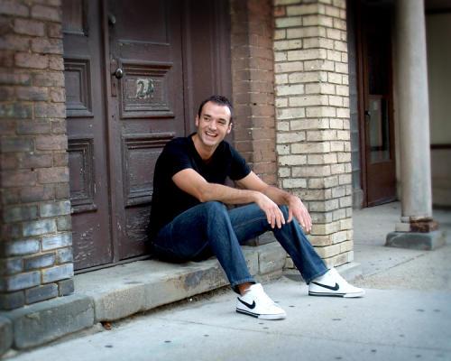 Matt Lauria, Grand Rapids Comedian