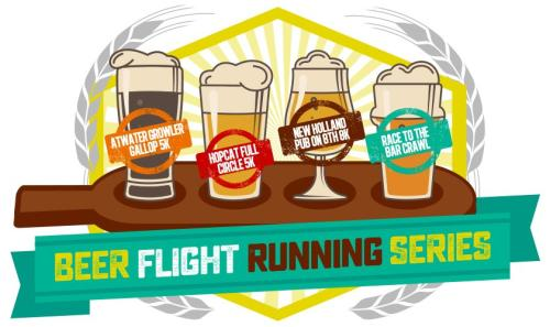 Race to the Bar Series logo