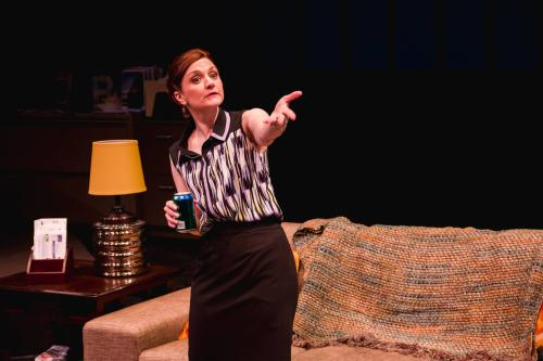 Amy McFadden in Brighton Beach Memoirs in Grand Rapids