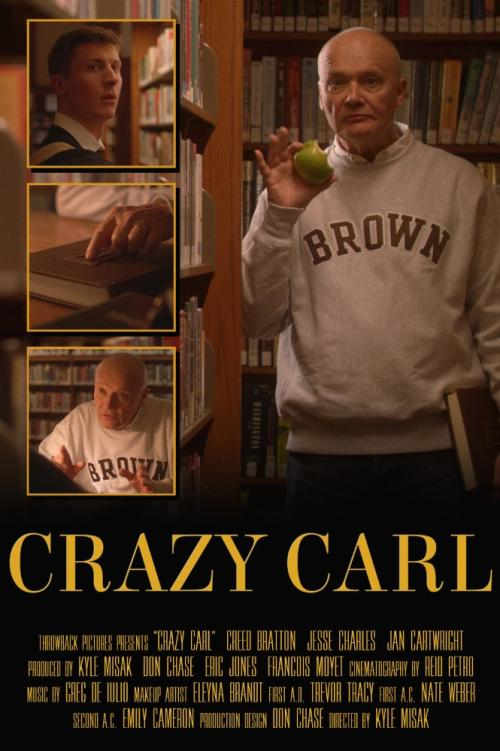 Crazy Carl film movie poster