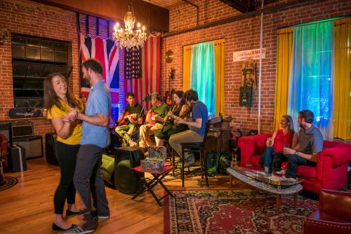 Asheville Guitar Bar