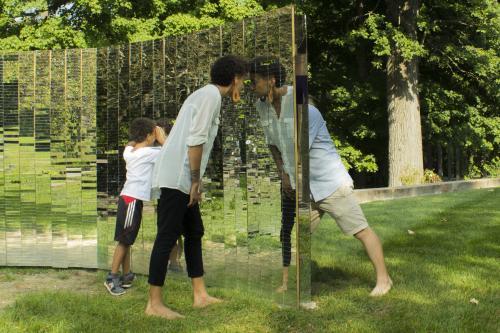 ArtPrize Pitch Night winner - Mirrored Wall