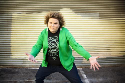 Comedian Fortune Feimster