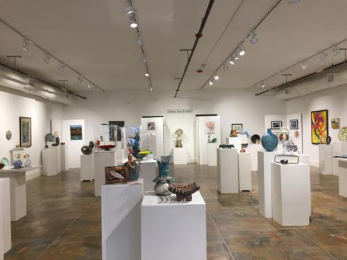Toe River Arts Council Gallery