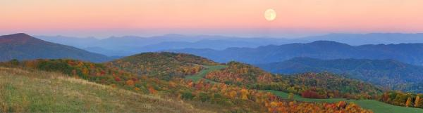 Max Patch in Fall
