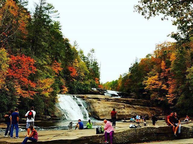 Triple Falls Mid Fall 2016