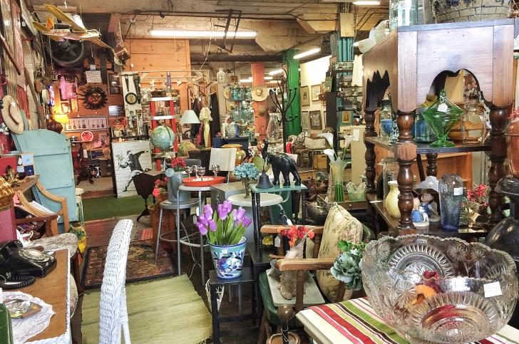 Warehouse One Antiques