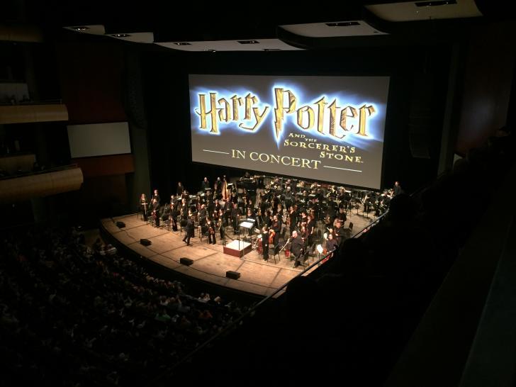Grand Rapids Symphony Harry Potter concert
