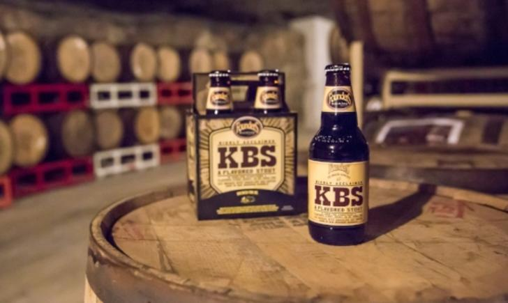 Founders Kentucky Breakfast Stout Bottles