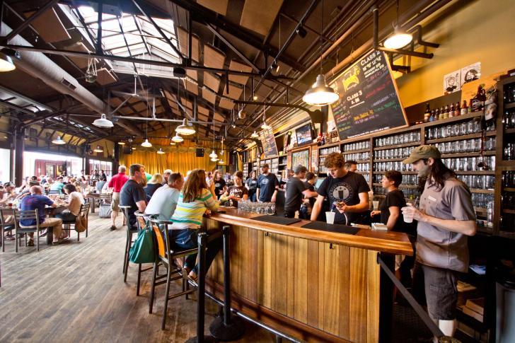 Bar at Founders