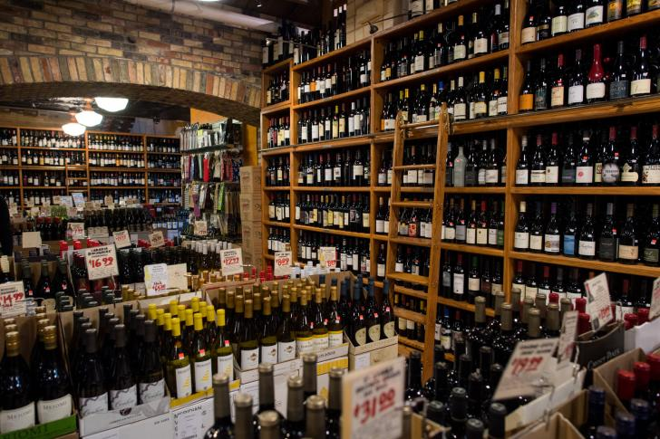 Martha's Vineyard's wine selection in Grand Rapids