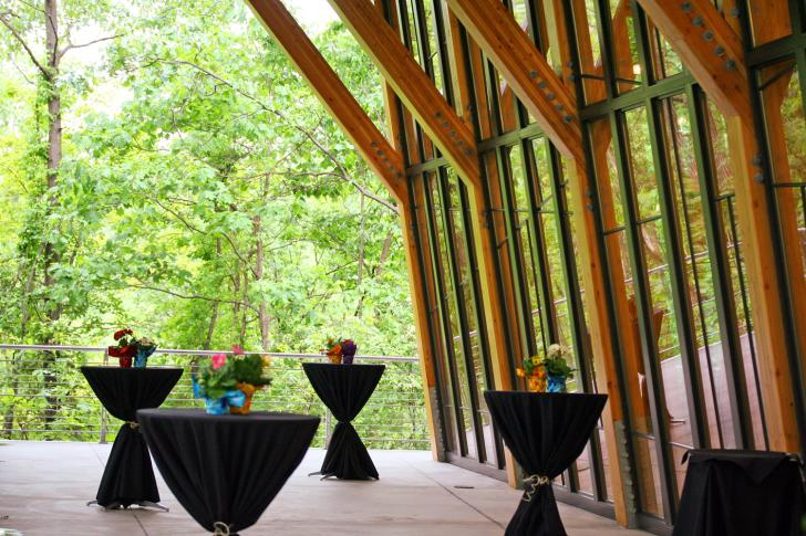 Bissell Tree House, John Ball Zoo's event space in Grand Rapids