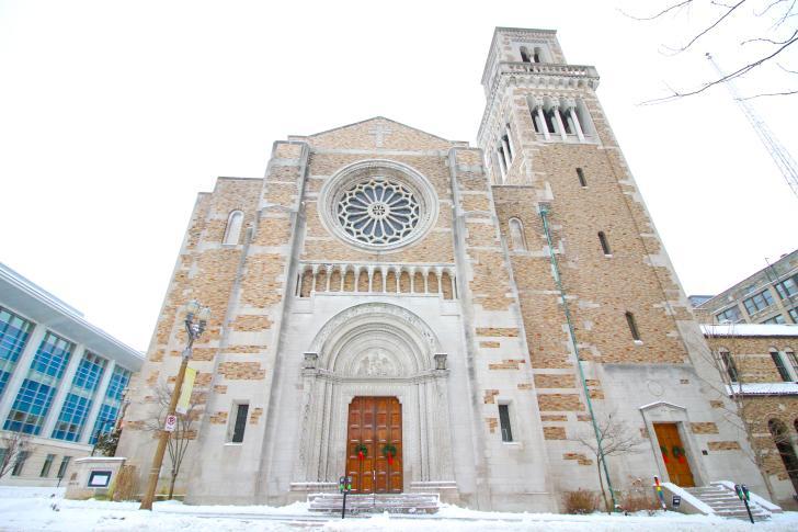Fountain Street Church in Grand Rapids