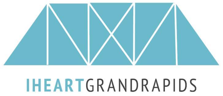 iheart Grand Rapids podcast logo
