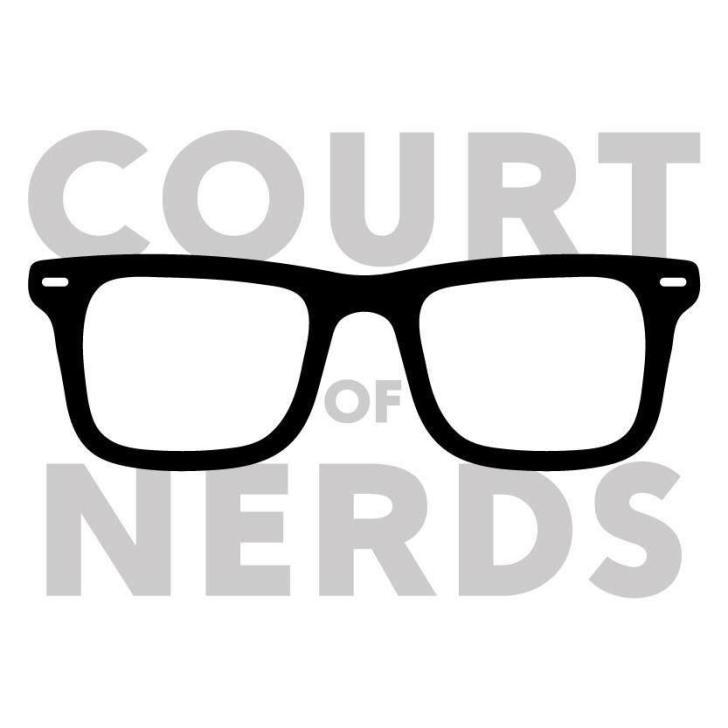 Court of Nerds podcast logo