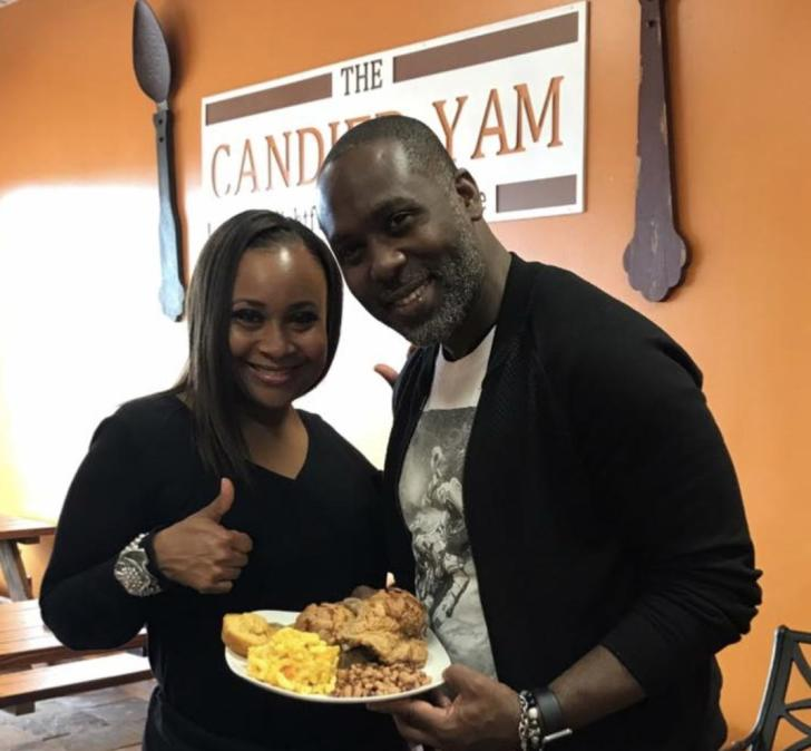 Jessica Ann Tyson and Jerome T. Glenn, owners of The Candied Yam in Grand Rapids