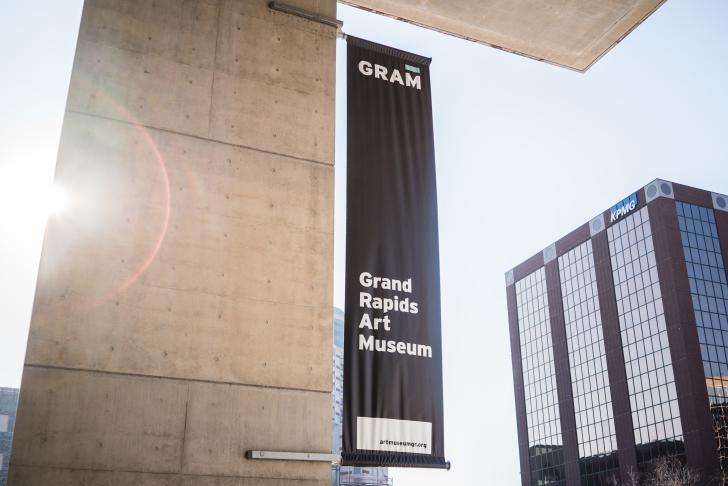 Grand Rapids Art Museum (GRAM)