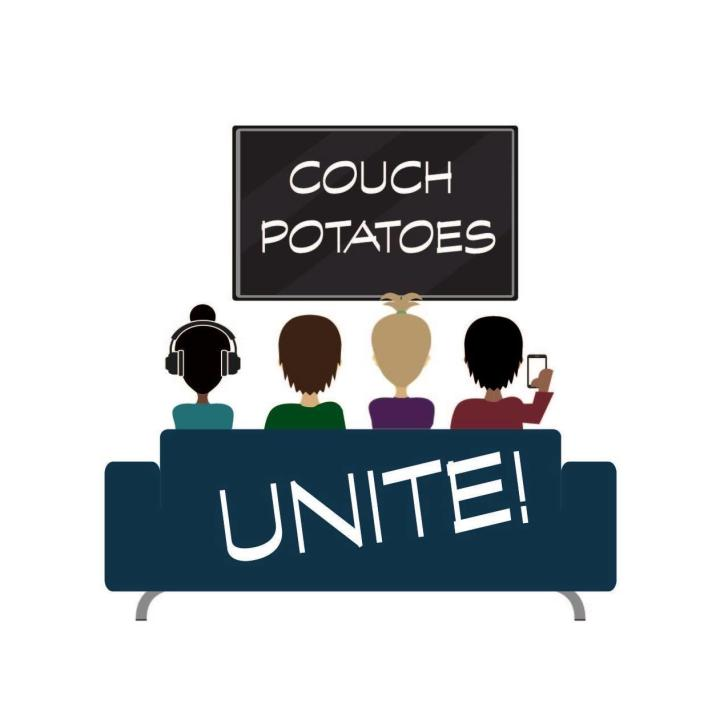 Couch Potatoes Unite! podcast