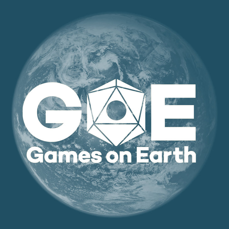 Games on Earth podcast