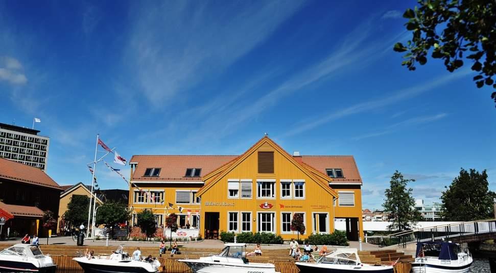 Fiskebrygga - The Fish Quay in Kristiansand