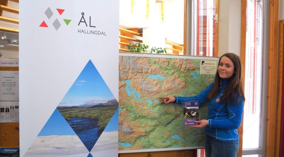 reineskarvet kart Maps and information Ål in Hallingdal reineskarvet kart