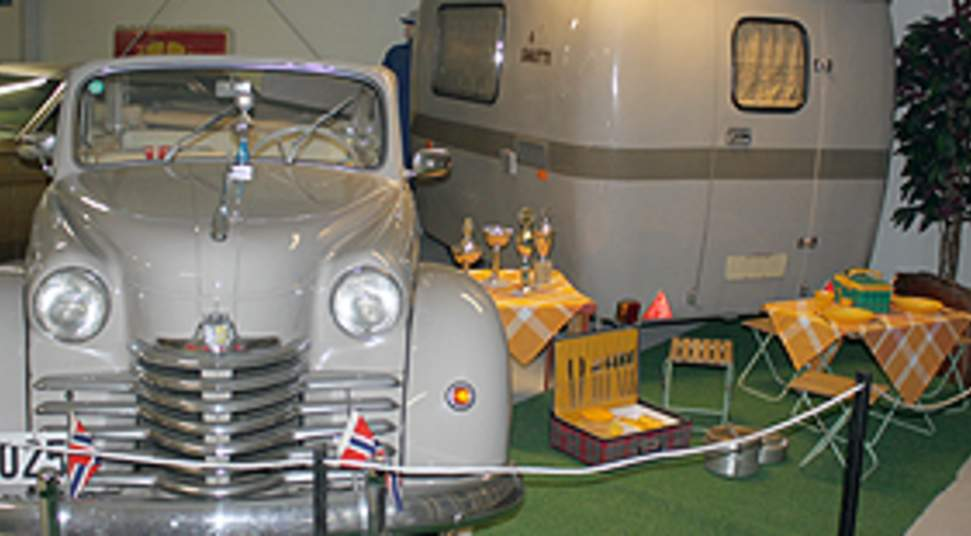 Ådalsbruk vehicle museum