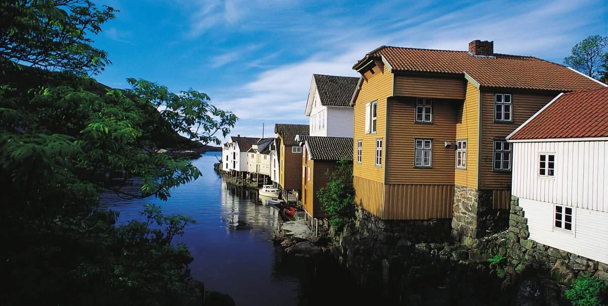 paisajes noruega