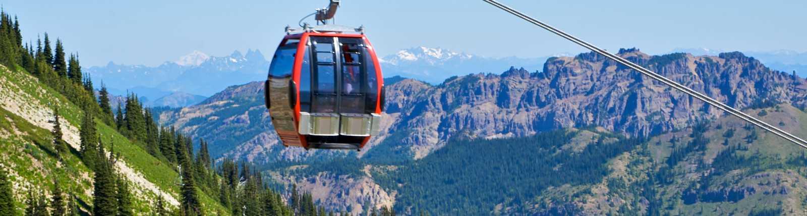 The Mt. Rainier Gondola