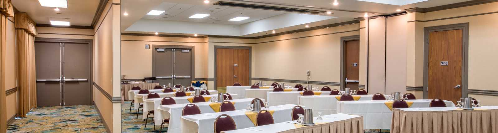 Newly Renovated Meeting Space