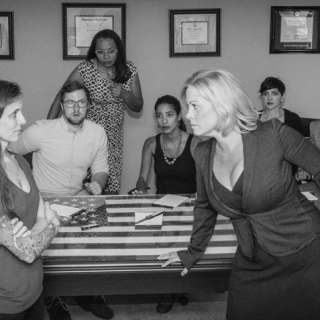 """""""Twelve Angry Jurors"""" by Different Strokes Performing Arts Collective"""