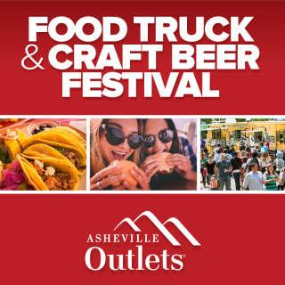Food Truck & Craft Beer Festival at Asheville Outlets