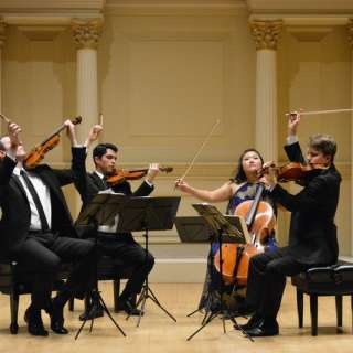 ACMS Presents Calidore String Quartet