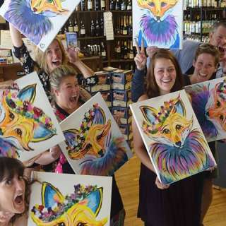 Drink and Paint at Hillman Beer!