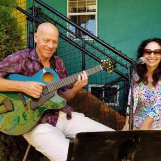 Sunday Blunch Live Music: Mark Guest and Mary Pearson