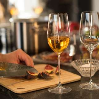 The Effect of Glass on Grape: Riedel Tasting