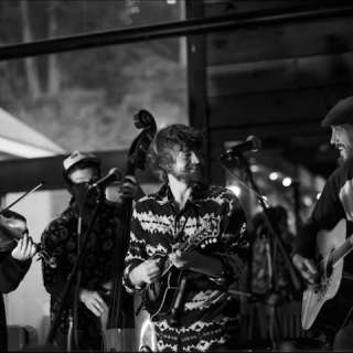 Tuesday Bluegrass Sessions hosted by The Honey Chasers