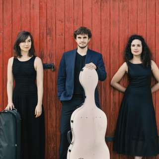 ACMS Presents Trio Karénine (piano trio)