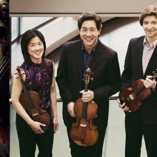 ACMS Presents Ying Quartet & cellist Zuill Bailey