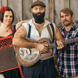 Reverend Peyton's Big Damn Band's - [Hi-energy Country Blues]