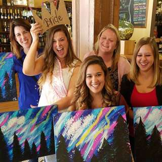 Drink and Paint Downtown