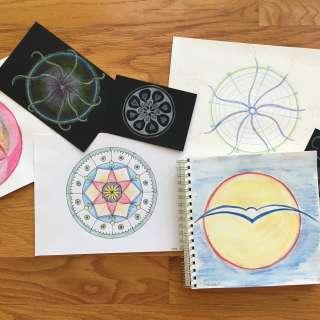 Art & Craft Workshop: Intro to Creating Personal Mandalas