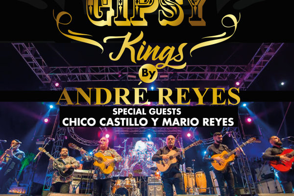 Gipsy Kings by Andrés Reyes