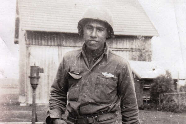 From Out of the Shadows: Latino Holocaust Liberators of World War II