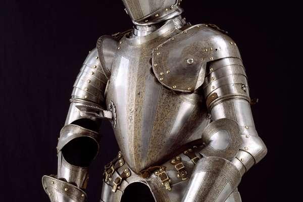 Exposición 'Knights' en el Museo de Ciencias Naturales