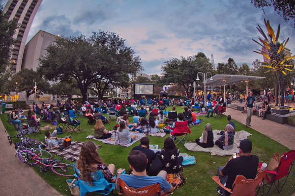 Movies at Market Square Park: The Addams Family