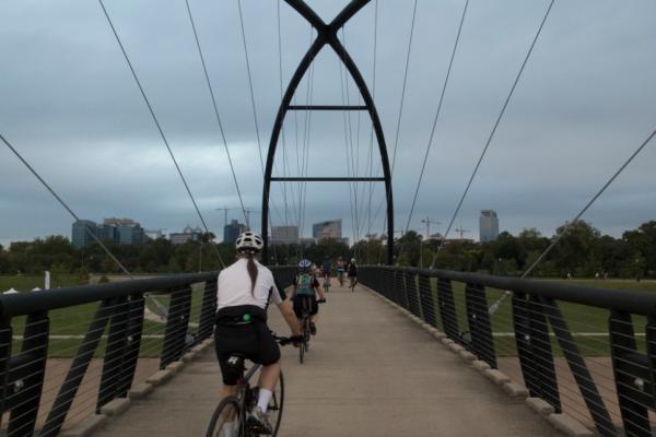 Park to Port Bike Ride