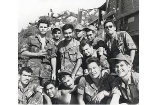 Hispanics & the Vietnam War