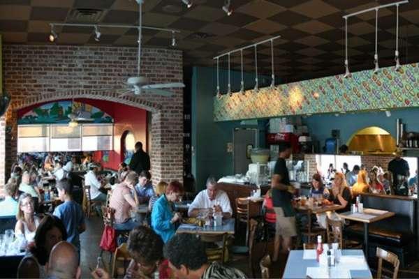 Barnaby's Cafe - River Oaks