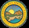 Desert Hot Springs logo